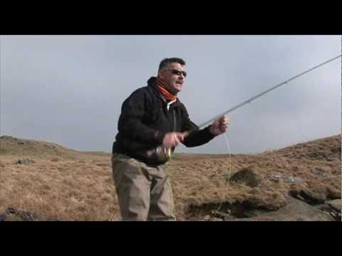 New Airflow 40+ Fly Line, shooting head Tested and Reviewed by Hywel Morgan