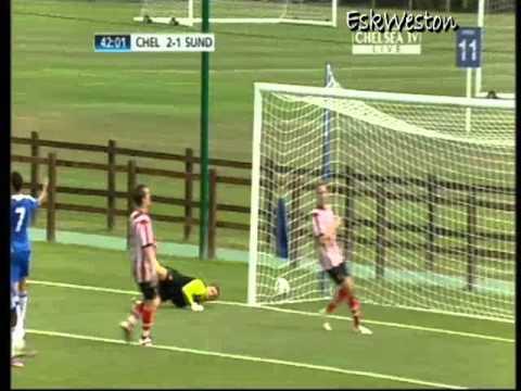Chelsea Reserves v Sunderland Reserves (H) 11/12