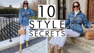 10 Style Secrets Every Broke Girl Needs to Know