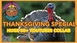 SPECIAL THANKSGIVING SLOT YOUTUBER COLLAB VIDEO | NorCal Slot Guy