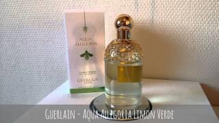 Parfum - Nieuws: Guerlain - Aqua Allegoria Limon Verde Thumbnail