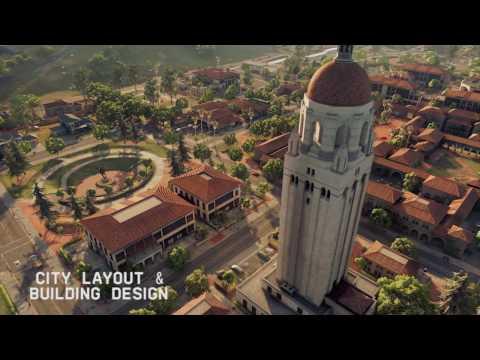 Watch Dogs 2 - Stanford Level Design