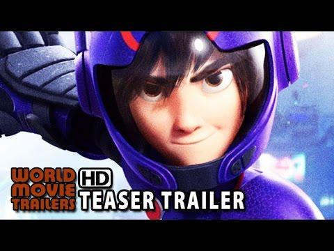Operação Big Hero - Teaser Trailer Oficial (2014)
