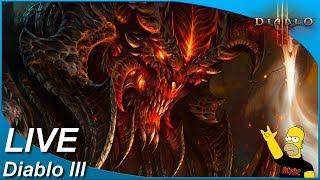 LIVE Diablo lll Mode Extrême