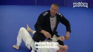 Knee on Belly Basics by Andrew Riddles South Jersey Brazilian Jiu-Jitsu • Nogi Bear® Instructional