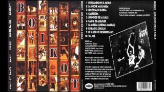 BOIKOT 1990 Los Ojos De La Calle