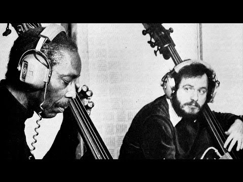 Niels Pedersen & Sam Jones - Double Bass (1976).