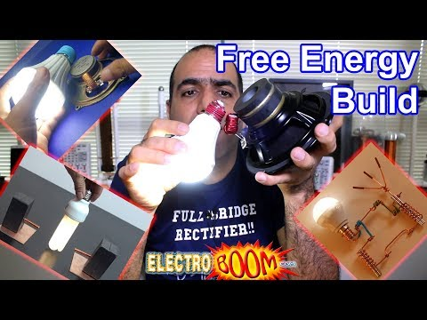 Free Energy Devices Build and Science
