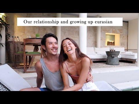 Growing up Eurasian