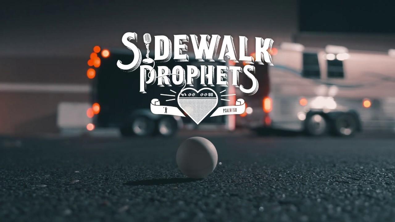 Sidewalk Prophets - Smile  Official Lyric Video  Chords