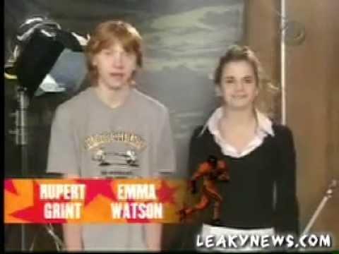 Nickelodeon Super Bowl : Emma & Rupert