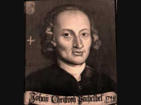 Johann Pachelbel-Canone in re maggiore