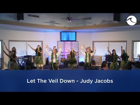Let The Veil Down - Judy Jacobs