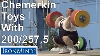 IronMind Big Lift Series: Chemerkin - Jaber - Rezazadeh