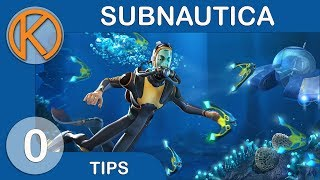 10 AWESOME Beginner Tips For Subnautica (That I Wish I Knew Before I Started!)