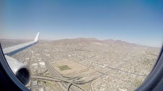 full flight first class american airlines e 175   los angeles ca to el paso tx