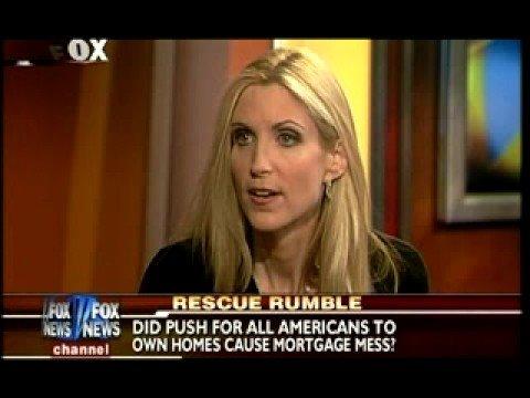 Ann Coulter Liberal Economics 101