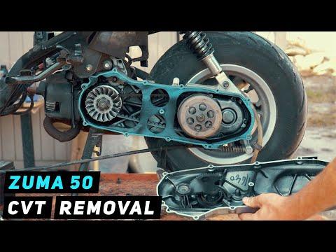 Yamaha Zuma 50 Variator Clutch Tool