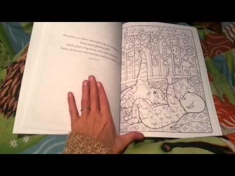 Alicja W Krainie Czarów Księga Kolorowanek By Joisss