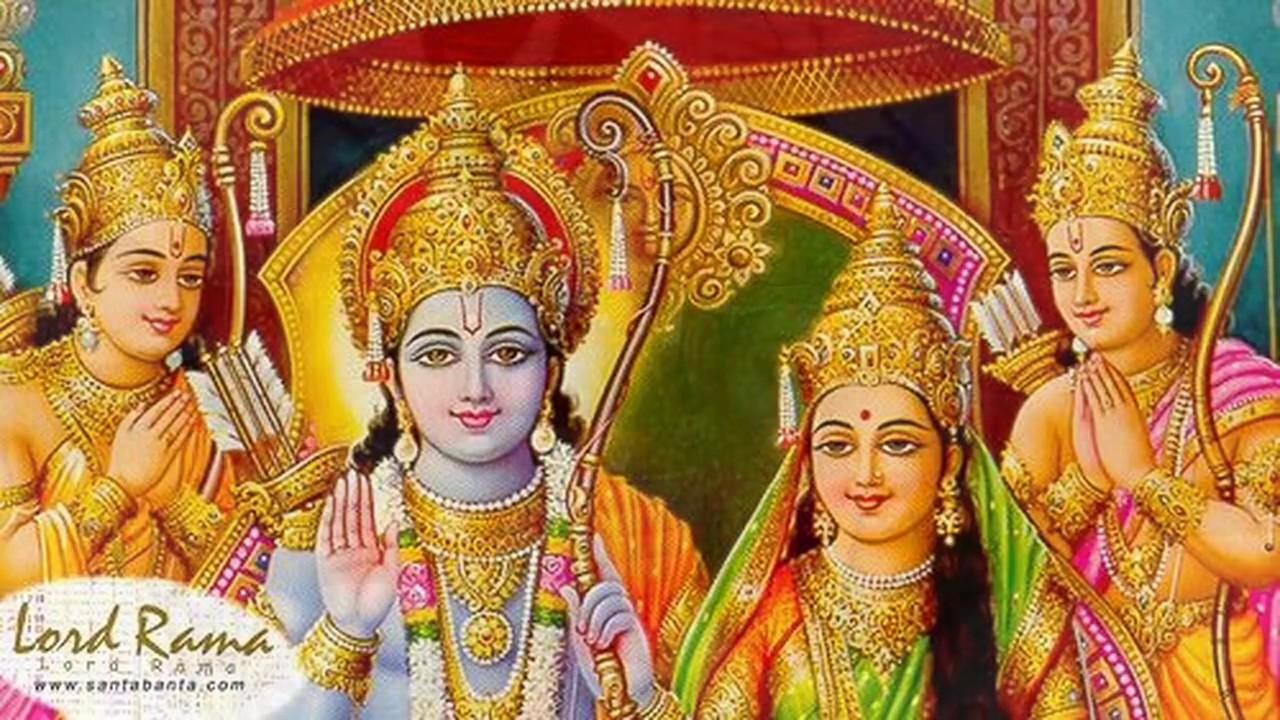 Shri Ram Chandra Kripalu Bhajman Ayoudha Ji