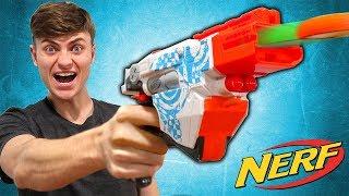 SUPER RARE NERF GUNS!!