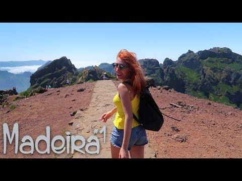 ✈️ MADEIRA | Provei lapas, Pestana CR7, Cabo Girão & Pico do Arieiro | #1