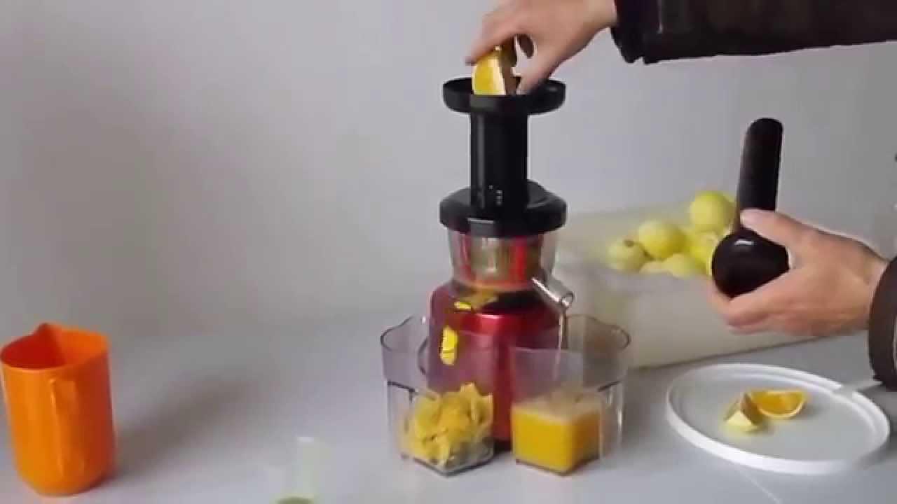 Exprimidor licuadora de frutas y verduras para zumo y - Batidos de frutas ...