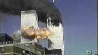 9-11 crash different camera angles!