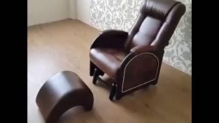 Кресло глайдер Модель 48 Экокожа(, 2016-07-25T08:13:24.000Z)