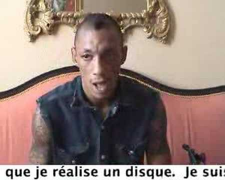 Tricky Interview on Vulnerable, 2003 Pt.1/4