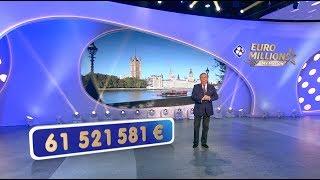 Tirage Euromillions du mardi 14 mars 2018 [vidéo officielle TF1]
