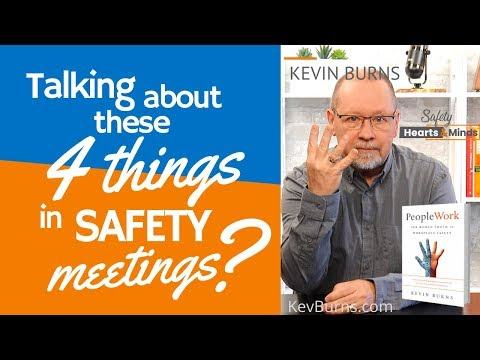 are-you-talking-about-these-4-things-in-safety-meetings?