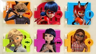 Download Puppeteer Ladybug Cat Noir Rena Rogue Trapped Doors Surprises Miraculous Ladybug Mp3 and Videos