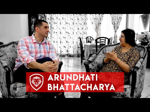 The Most Powerful Woman in India - Arundhati Bhattacharya