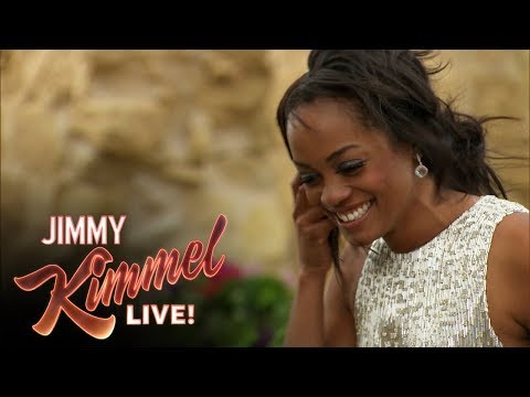 Jimmy Kimmel on The Bachelorette Finale