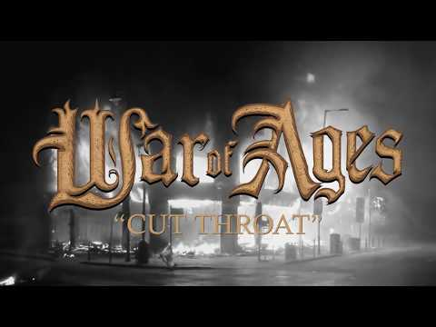 "War Of Ages  - ""Cut Throat"""