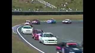 AE86 Race 1992 Fuji Japan