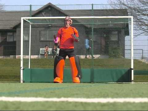 Field Hockey Goalkeeper Training Youtube