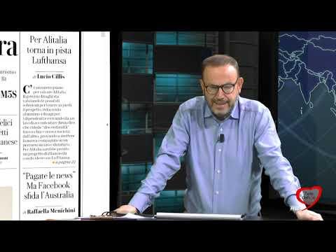 I giornali in edicola - la rassegna stampa 19/02/2021