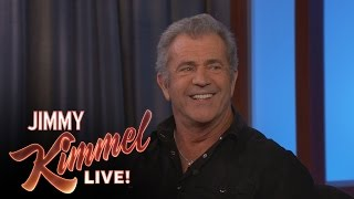 Mel Gibson on New Movie Hacksaw Ridge