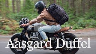 Aasgard Duffel | KICKSTARTER