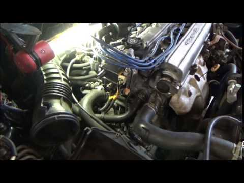 how to replace the ignition module or ignitor in your honda youtube rh youtube com 1994 Acura Vigor Problems 1993 Acura Vigor