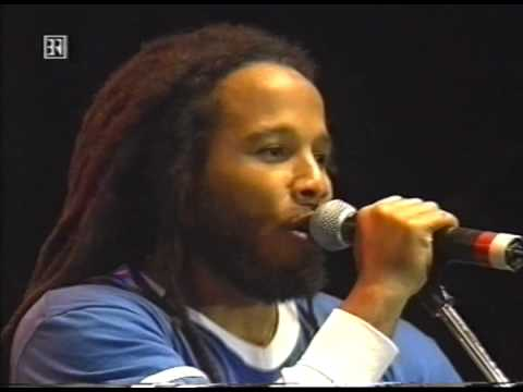 Ziggy Marley & The Melody Makers - Black my History - Live in Chiemsee Reggae Summer Festival  1999