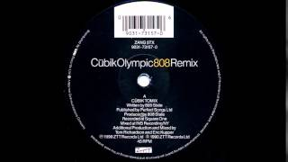 808 STATE - CUBIK TOMIX  1990