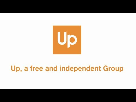 Up, a free and independent group