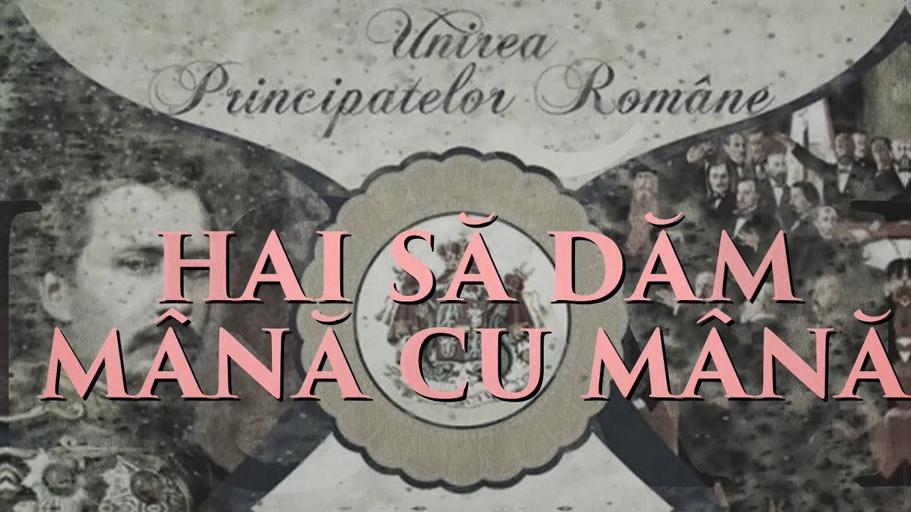 """""""HAI SĂ DĂM MÂNĂ CU MÂNĂ"""" - Spectacol Online - Doina Oltului"""