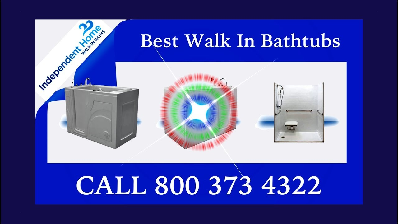 1 800 373 4322 Best Walk In Bathtub Reviews: Walk In Bathtubs For The  Elderly