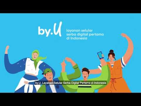 by.U - Provider Serba Digital Pertama di Indonesia