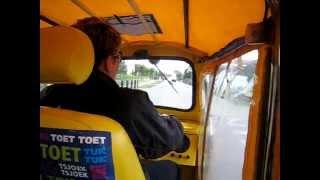 Oerol 2009: Hollandsche Tuk-Tuk (Tjoek-Tjoek)