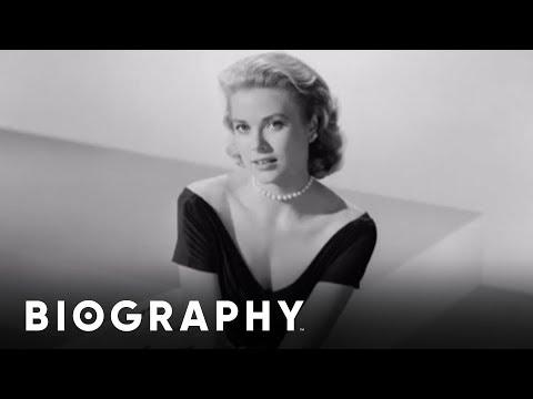 Grace Kelly - American Actress & Princess of Monaco| Mini Bio | BIO